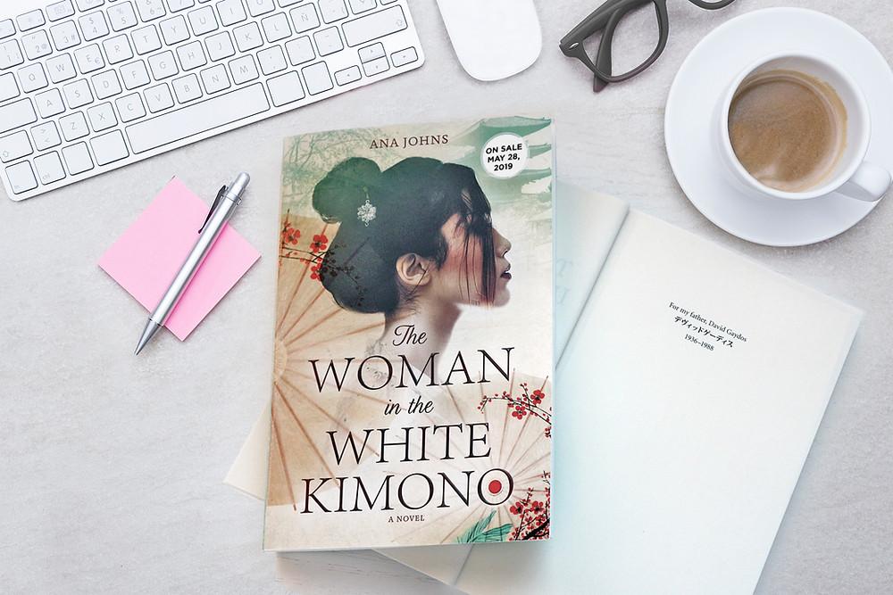 The Woman in the White Kimono Dedication.