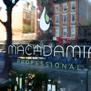 We're Nuts for Macadamia