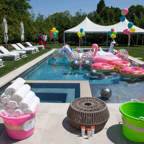 The Perfect Pool Party