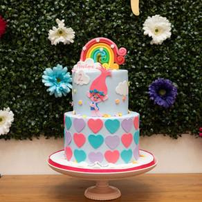 A Troll-tastic Birthday