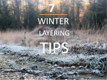 Autumn/Winter Running and Layering Tips