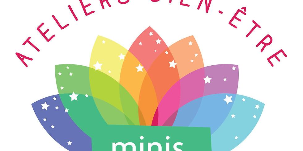 MON MOMENT MAGIQUE - Minis 4/5 ans