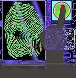 Security Door Biometric