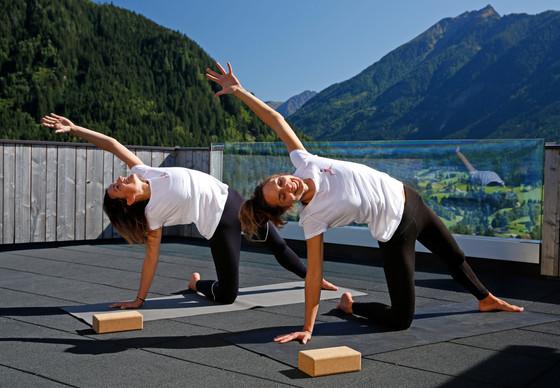 Yoga Plattform