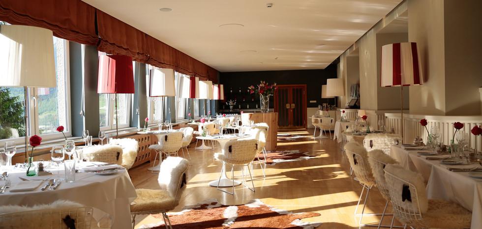 Speisesaal Tag Hotel Miramonte Bad Gaste