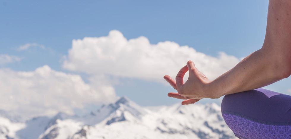 Yogatage Atme die Berge (c) Gasteinertal