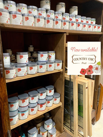 Country Chic Paints