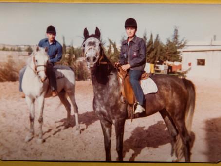 My story with Arabian horses started many years ago...