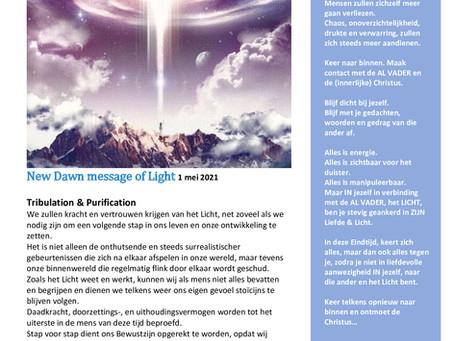 Lichtkind Nieuwsflits 1 mei 2021