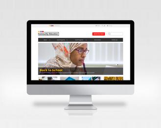 MCE New Website