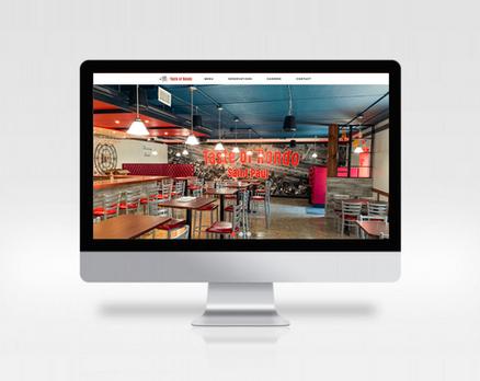 Taste of Rondo Website