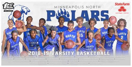 Mpls North Basketball