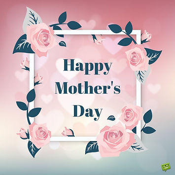 Happy-Mothers-day-message-on-pic-with-fl