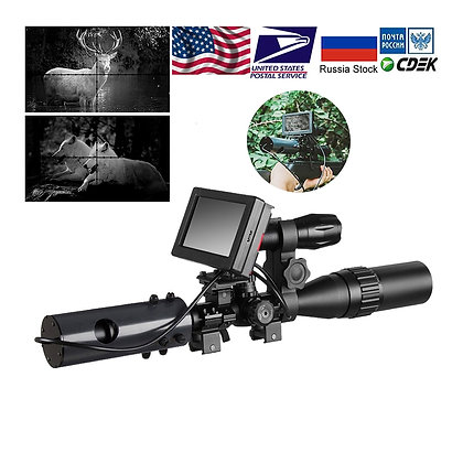 Clear Vision Hunting Scope