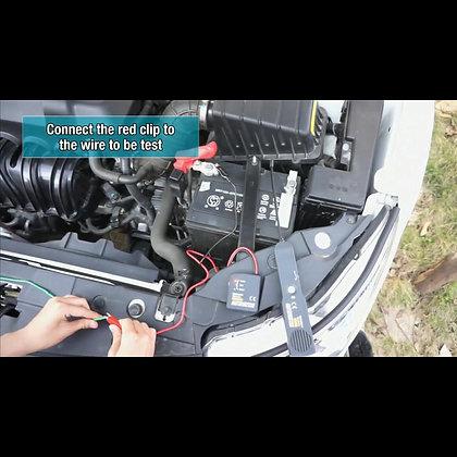 Car Circuit Scanner Digital Diagnostic Tool