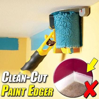 Clean-Cut Paint Brush T Edger Roller