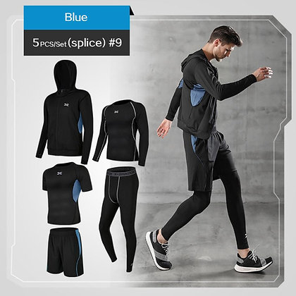 Men's 5pcs Sports Suit