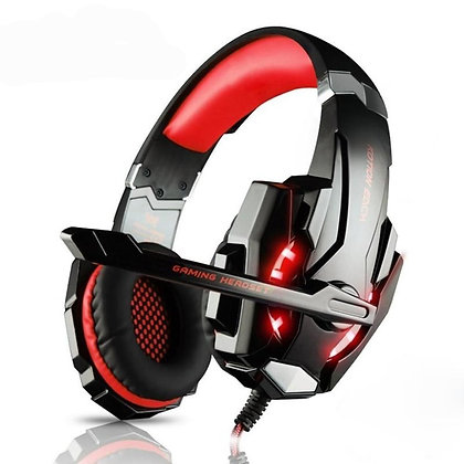 Ninja Dragon G9300 LED Gaming Headset with Microphone