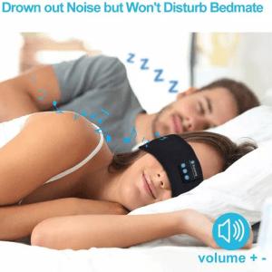 Bluetooth Music Knits Sleeping Headband