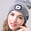 Thumbnail: Bluetooth LED Wireless Smart Headset Headphone Cap
