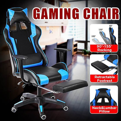Ninja Dragon Vegan Leather Computer Gaming Chair
