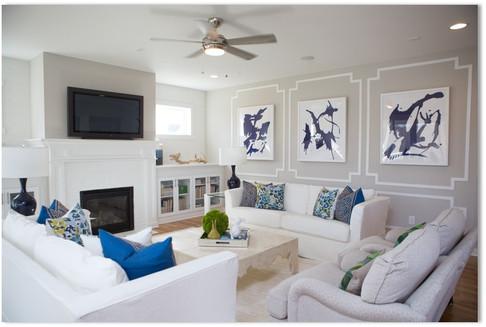 Briar Chapel - Living Room