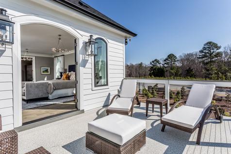 Master Suite Outdoor Living