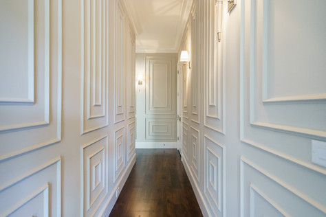 Master Suite Hall Entry