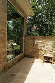 Master Suite Outdoor Shower