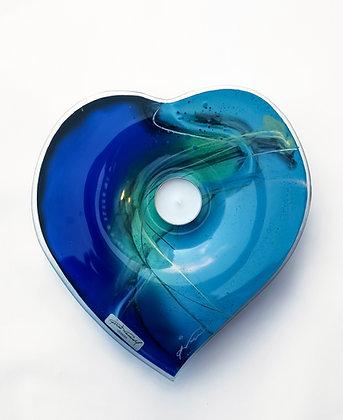 Hjerteskål medium