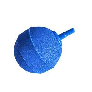 Luftsteinkugel Blau 50 mm