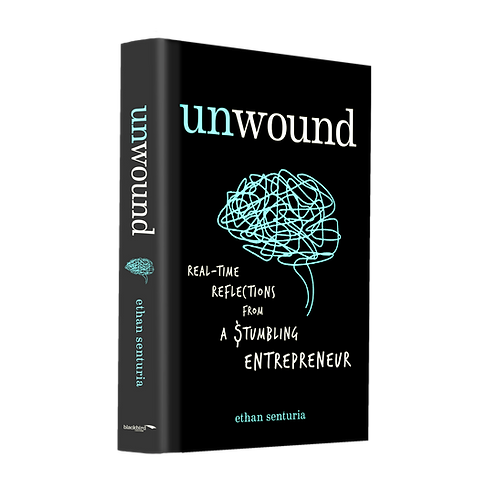 Unwound: Real-time Reflections of a Stumbling Entrepreneur