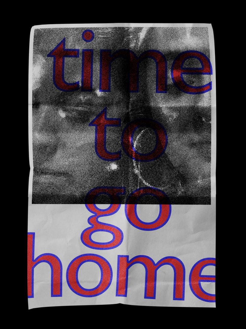 Timetogohome Poster