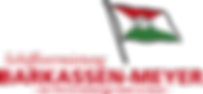 Barkassen-Meyer Logo+Claim freigestellt.