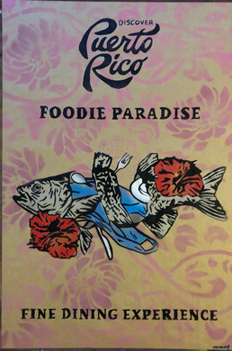Discover Puerto Rico: Foodie Paradise