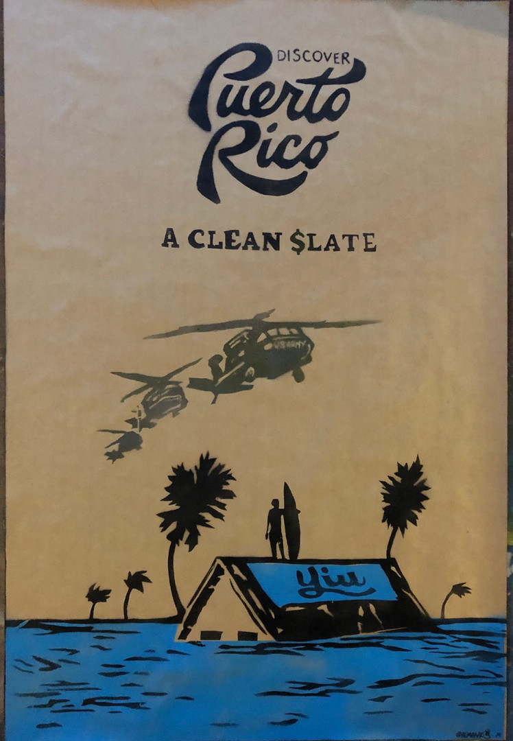 Discover Puerto Rico: A clean slate