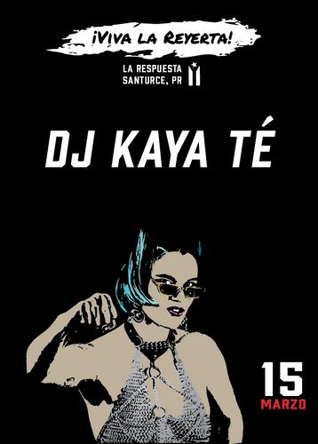 Dj Kaya Té
