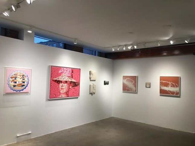 Winter Salon Show at Gallery BOM
