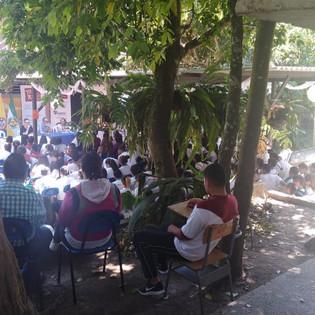 I.E. Comunitario Cerritos