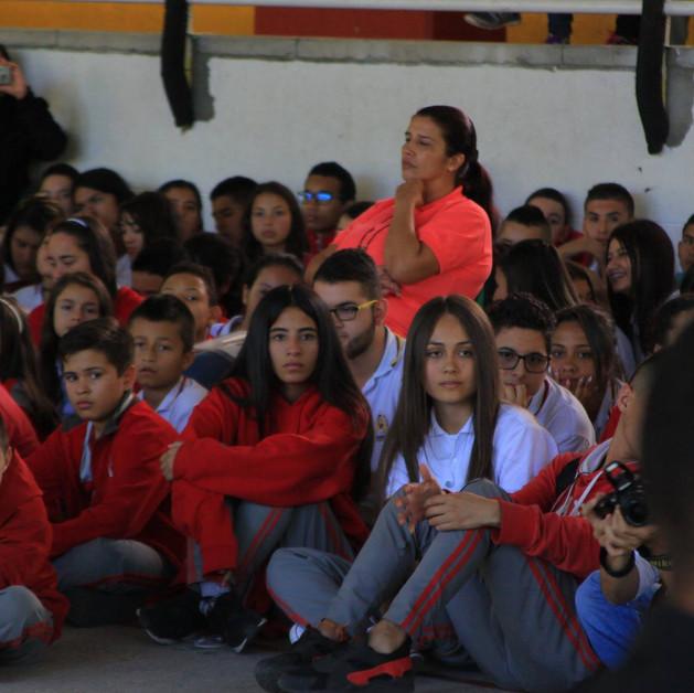 I.E. Sofía Hernández