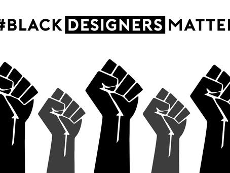 #blackdesignersmatter