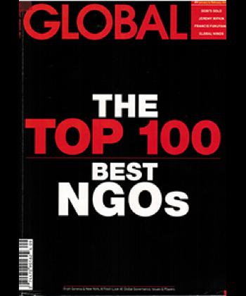 As 100 melhores ONGs – Revista Globa