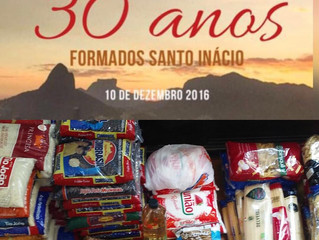 30 anos Colégio Santo Inácio