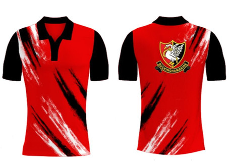 New County Team shirts