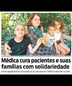 Medalha 'Orgulho do Rio' do jornal O