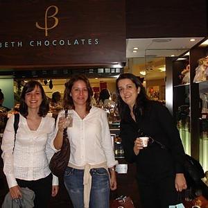 Beth Chocolates - Lançamento Chocolates Responder