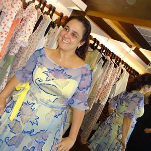Isabela Capeto - Lançamento da Camiseta ASCR
