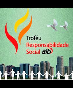 Troféu Responsabilidade Social - AIB