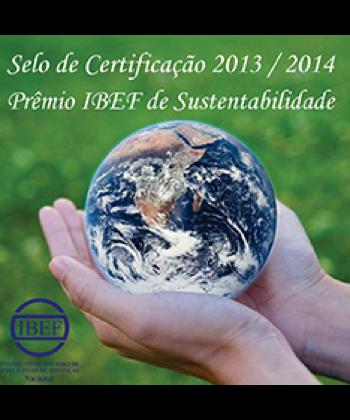 Prêmio IBEF de Sustentabilidade