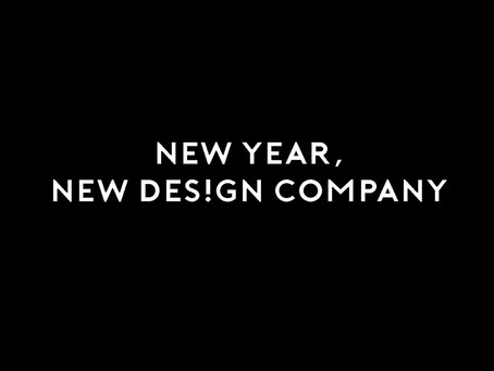 2019: New Year, New Start